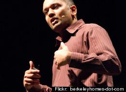 Nipun Mehta speaking at TEDxBerkeley