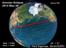 Fred Espenak, NASA/GSFC