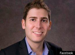 Facebook co-founder Eduardo Saverin