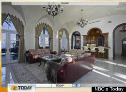 Today's Real Estate got a peak inside the Miami Beach mansion Billy Joel has put up for sale.