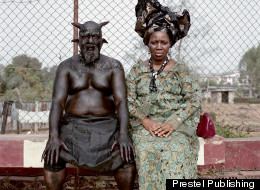 Chris Nkulo and Patience Umeh, Enugu, 2008. Nollywood, Nigeria. (Photo courtesy of Prestel Publishing)