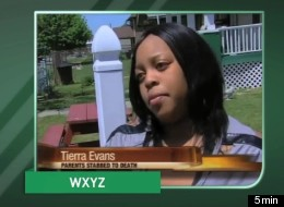Couple William and Brenda Evans were allegedly murdered in their home on Detroit's East Side Sunday, May 13, 2012. Daughter Tierra Evans believes their death occurred because her father had recently won a Michigan lottery game.
