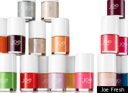 Which Joe Fresh spring nail polish colour if your favourite?
