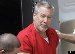 In this Friday, May 8, 2009 file photo, former Bolingbrook, Ill., police sergeant Drew Peterson arrives at the Will County Courthouse in Joliet, Ill. (AP Photo/M. Spencer Green, File)