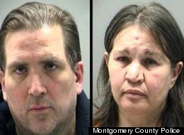 Brian Hart and Rivae Hart admitted they barricaded their granddaughter in a bathroom for years, seldom letting her out. They did so, they claimed, because of the girl's behavioral problems.