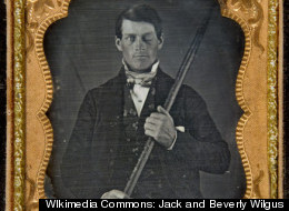 Phineas Gage (1823-1861)