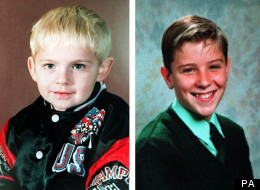 Three-year-old Johnathan Ball and 12-year-old Tim Parry were both killed by two small bombs placed in litter bins on the street