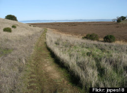 China Camp State Park in Marin County is one of the parks reciving grant money.
