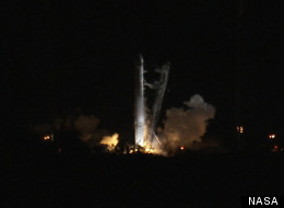 SpaceX Launch Was Aborted At Final Second.