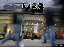 M&S looks set announce its first annual loss in three years on Tuesday