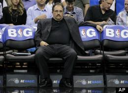 Stan Van Gundy has been fired as head coach of the Orlando Magic.
