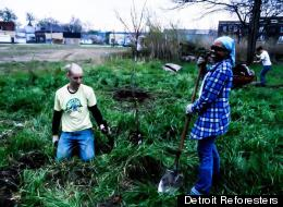Detroit Reforesters