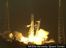 Photo by NASA's Kennedy Space Center