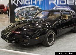Nuance's Dragon Drive will turn any car into KITT from Knight Rider.