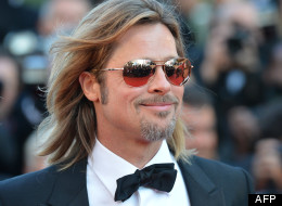 Brad Pitt à Cannes pour «Killing them softly» d'Andrew Dominik.