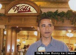 Wells Blue Bunny Ice Cream