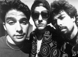 Ad-Rock, Mike D and MCA: The Beastie Boys