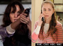 AMC, CBS, ABC, NBC