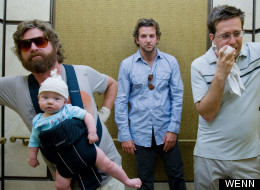The Hangover 3 location has been revealed