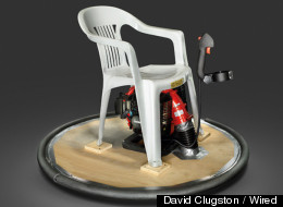 David Clugston / Wired