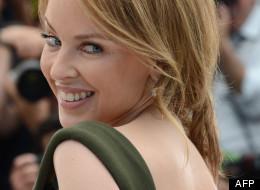 Kylie Minogue à Cannes, le 23 mai 2012.