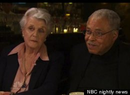 James Earl Jones and Angela Lansbury, both over 80, continue to perform on Broadway this season.