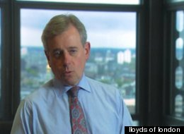 Lloyds of London boss Richard Ward