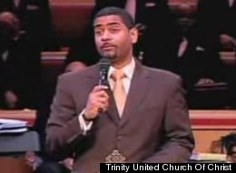 Rev. Dr. Otis Moss III at Trinity United Church of Christ