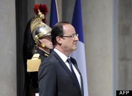 Le président de la République, François Hollande