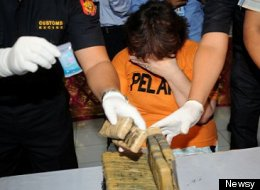 Lindsay Sandiford allegedly tried to smuggle 10.4 pounds of cocaine into Indonesia.