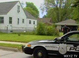 Latonya Bowman, 22, was dropping off her ex-boyfriend, the father of her unborn child, at his new girlfriend's home in Warren, Michigan, when she was allegedly kidnapped, driven to a Detroit alley, set on fire and shot.