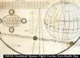 NASA Goddard Space Flight Center Sun-Earth Day
