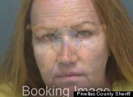 Debbie Piscitella, arrested for allegedly choking a boy who said negative things about her daughter on Facebook.
