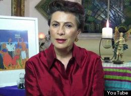 Patricia Reyes Spíndola en su canal de YouTube