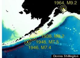 Alaska's great earthquakes