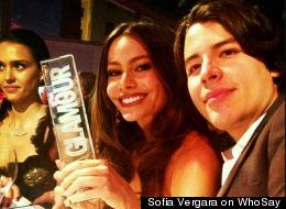 Sofía Vergara fue premiada como La Mejor Actriz de Comedia del año por la revista 'Glamour'
