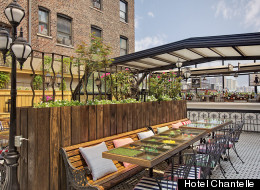 Best Rooftop Bars New York