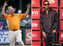 Texas billionaire T. Boone Pickens trumped Drake with his witty Twitter response.
