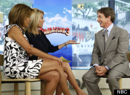 Martin Short comments on Kathie Lee Giffords'