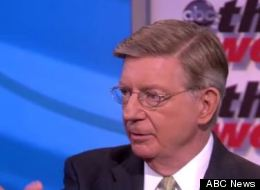 Donald Trump says George Will (above)