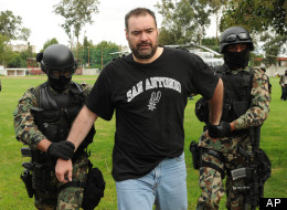 Navy marines arrest alleged drug kingpin Sergio Villarreal Barragan, alias