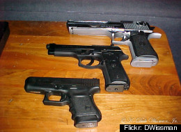 Sacramento deputies Ryan McGowan, 31, and Thomas Lu, 42, face federal weapons charges for trafficking in illegal handguns, including high-powered rifles mounted on pistol frames.