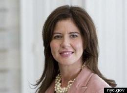 Democratic congressional candidate Elizabeth Crowley.