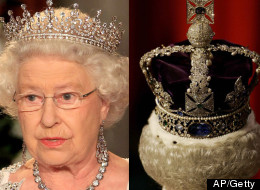 Queen Elizabeth II has worn many stunning crowns in her 60 years as monarch.