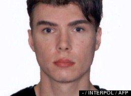 Luka Rocco Magnotta tel qu'il apparaît sur l'avis de recherche d'Interpol