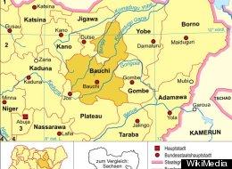 Car bomb exploded at church in Bauchi, Nigeria
