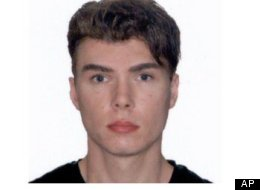 Accused murderer Luka Rocco Magnotta.