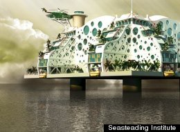 Seasteading Institute