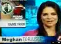 Meghan Torjussen of ABC news affiliate WMTW reports Game 4 of the NBA Eastern Conference Final.