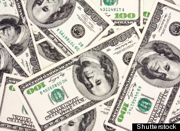 The richest Americans' average income is $202.4 million, according to IRS data cited by CNN Money.
